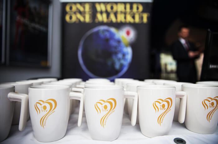 DXN születésnapi kávés bögrék