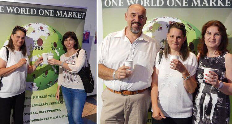 DXN Üzletépítők Napja - Bojtos Zoltánnal és Bojtos-Sváb Csillával, Star Ruby ünneplés