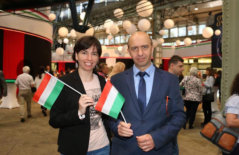 DXN Európai Csúcstalálkozó - Lengetjük a magyar zászlót