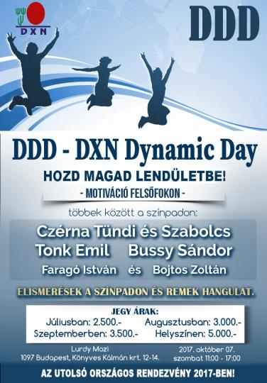 DDD DXN Dynamic Day