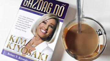 Kim Kiyosaki: Gazdag Nő - könyvajánló