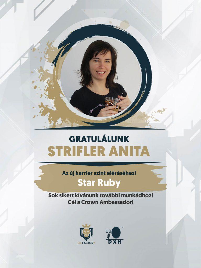 Strifler Anita DXN Star Ruby