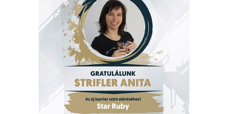 DXN Star Ruby Plakát