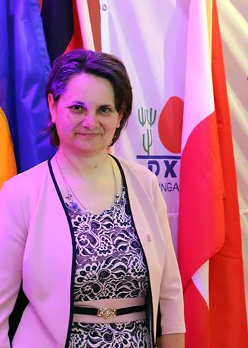 Striflerné Erzsébet - DXN üzletépítő